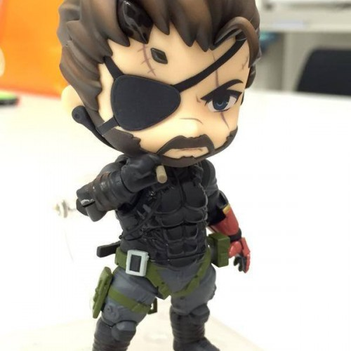 Good Smile Company reveals the Venom Snake nendroid