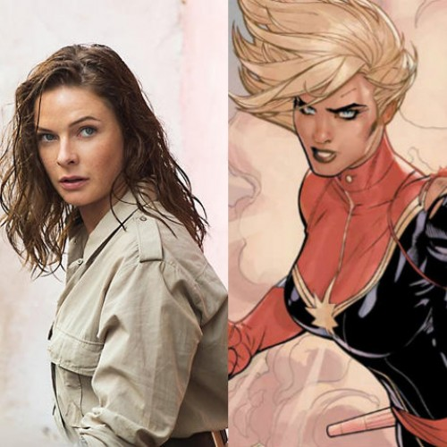 Mission Impossible's Rebecca Ferguson in the running for Captain Marvel?