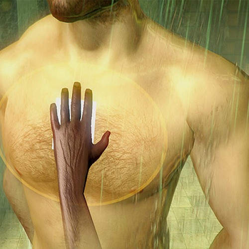 Creator of male shower simulator says Twitch ban is a 'disgrace'
