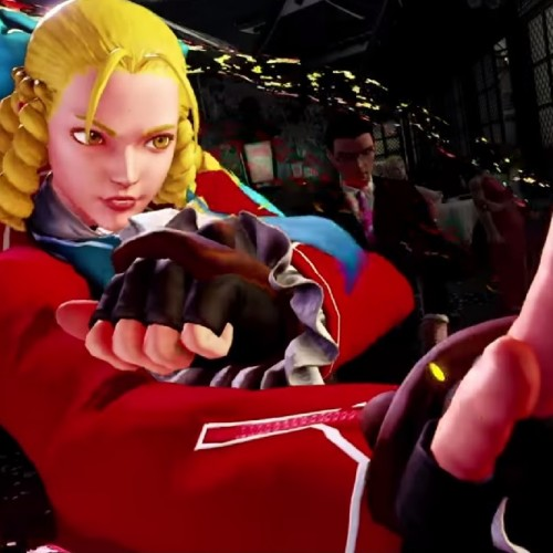 Street Fighter Alpha's Karin joins Street Fighter V roster