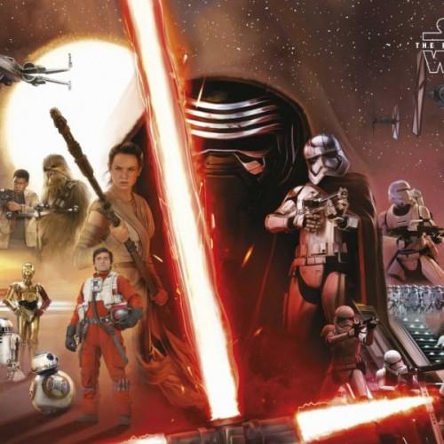Star Wars: The Force Awakens pre-sale tickets dominated by men