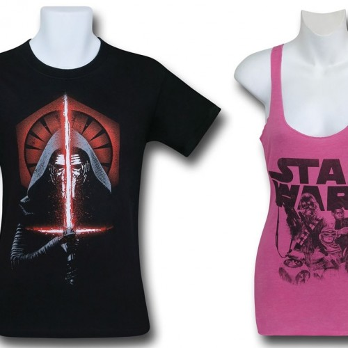 Giveaway: Win a Star Wars: The Force Awakens shirt!
