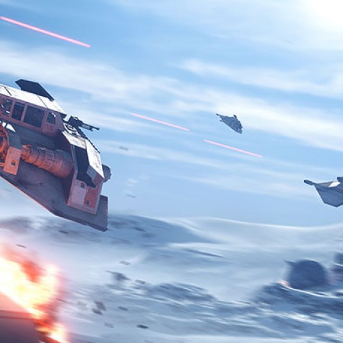 Star Wars: Battlefront beta details revealed including filesize, level cap, and more