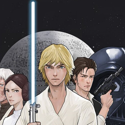 New Star Wars digital comic on LINE Webtoon TODAY!