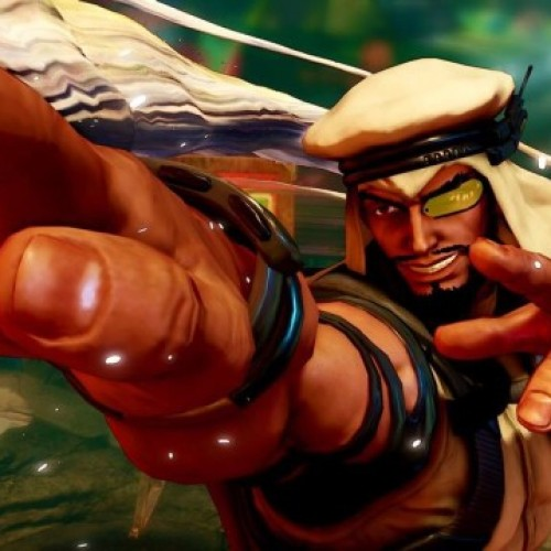 Meet Street Fighter V's newest fighter, Rashid