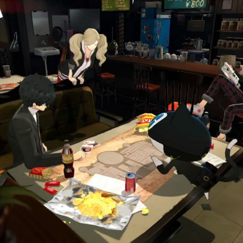 Persona 5 The Animation: The Day Breakers will release before the game