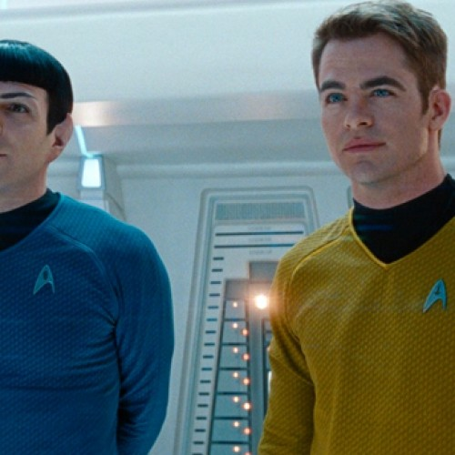 Star Trek's Chris Pine gets a huge raise and signs on for fourth film