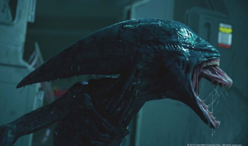 The-Xenomorph-from-Prometheus