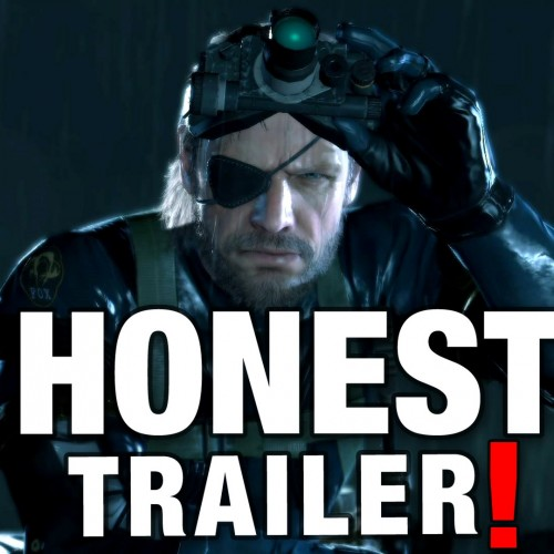 Meta Gear Solid series gets an Honest Trailer