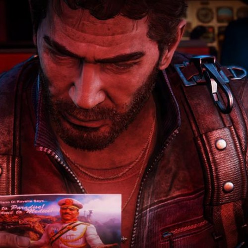 Just Cause 3's story won't suck