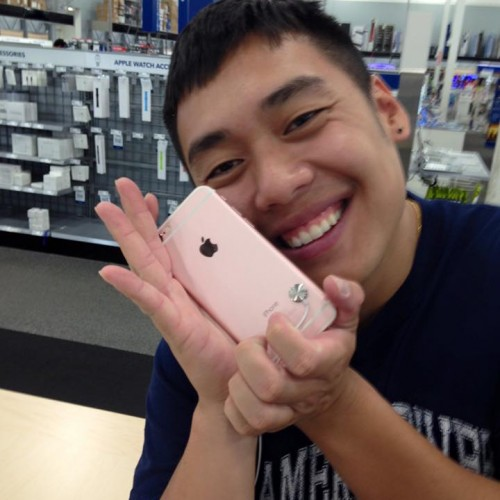 Sen's iPhone 6s first impressions