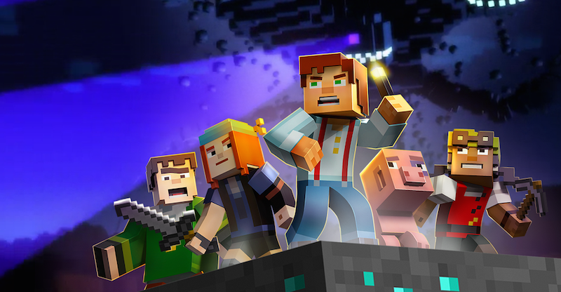 Minecraft Story Mode Review The Story Mode It Deserves Nerd Reactor