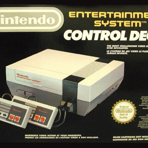 Happy 30th, NES!