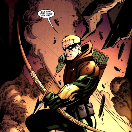 Connor Hawke coming to the Arrowverse