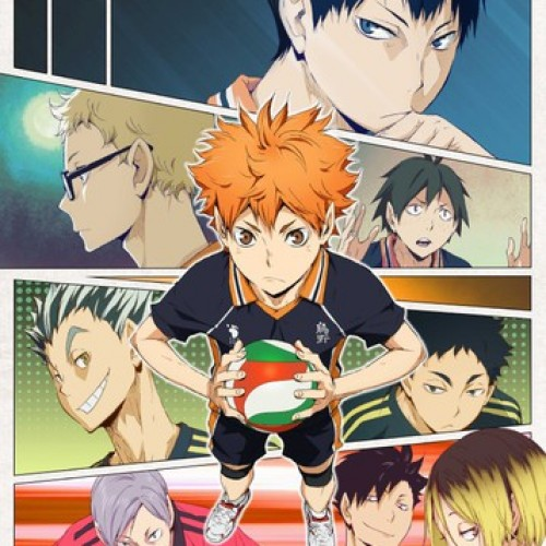 Haikyuu!! season 2 now available
