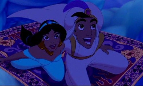 Aladdin's Brad Kane and Lea Salonga reunite to perform 'A Whole New World'