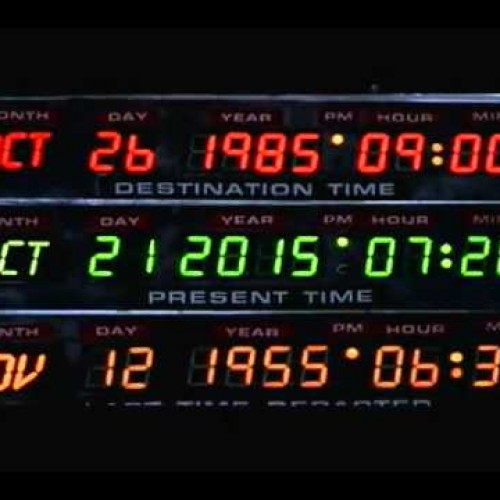 Unknown facts about Back to the Future!