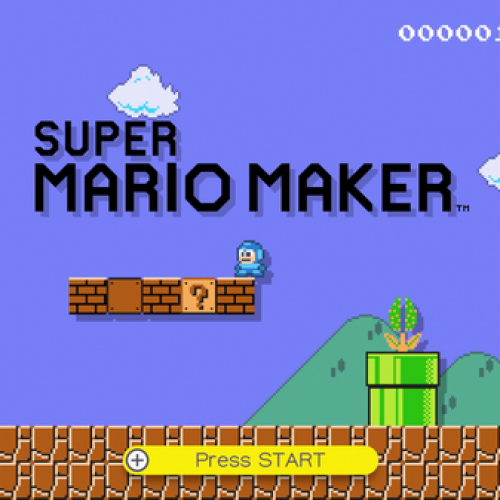 One guy remakes all Mega Man stages in Super Mario Maker