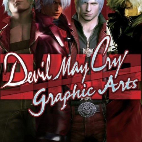 Devil May Cry: 3142 Graphic Arts (review)