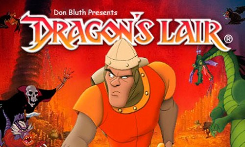 Don Bluth launches Kickstarter for Dragon's Lair movie