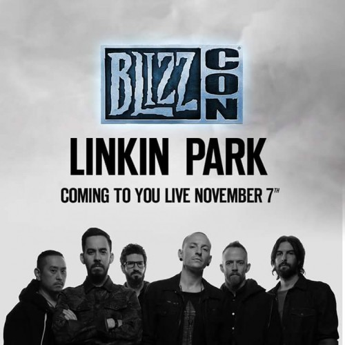 Linkin Park will perform at this year's BlizzCon