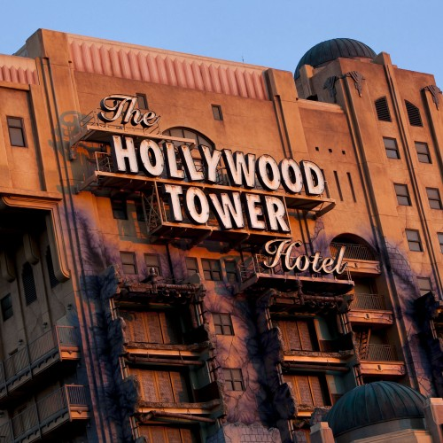The Tower of Terror ride is getting a spooky film adaption