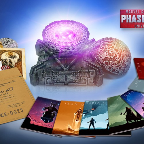 Marvel Cinematic Universe: Phase Two Collection heads to Amazon in December