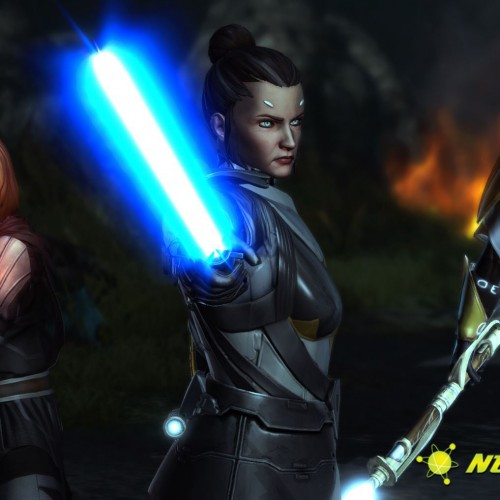 Star Wars: The Old Republic – Knights of the Fallen Empire (first impressions)
