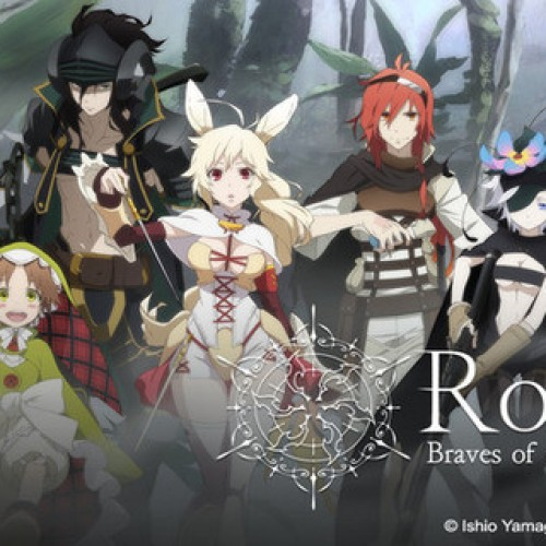 Rokka: Braves of the Six Flowers (review)