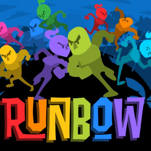 Runbow review – Crazy 9-player fun!