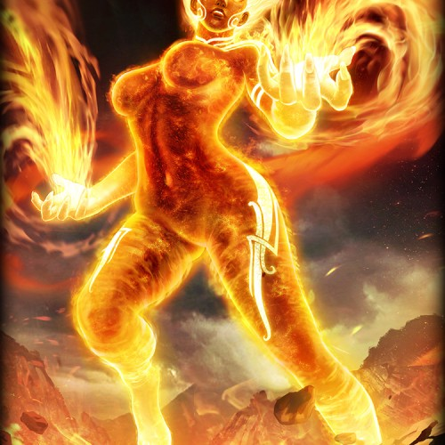 Smite Down: Sol! Hot as the sun