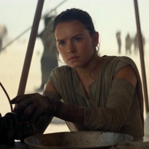 Insider says Rey being excluded in Star Wars: The Force Awakens merchandise was intentional