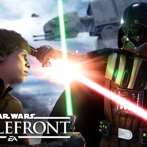 Star Wars: Battlefront Beta shows a hilarious end to Luke Skywalker