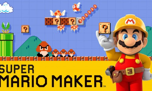 Super Mario Maker surpasses one million sales worldwide