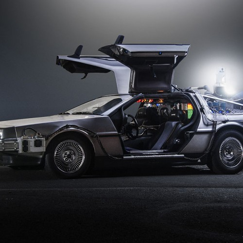 Lyft is offering rides in DeLoreans for 'Back To The Future' Day