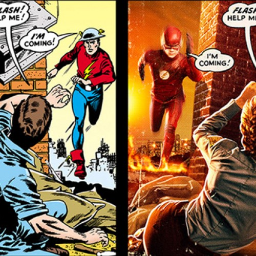 The Flash NR Podcast – 'Flash of Two Worlds' review