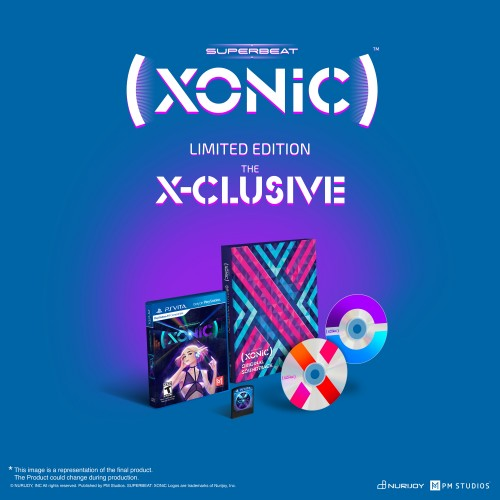 Two Superbeat: Xonic Limited Edition bundles announced