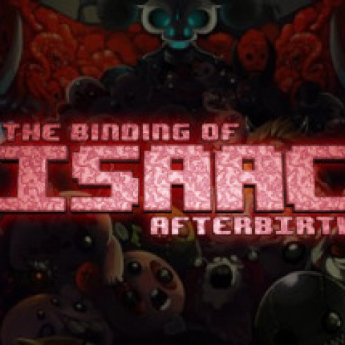 First impression: Binding of Issac – Afterbirth