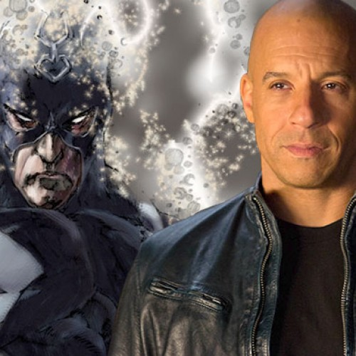 Vin Diesel teases plan for Black Bolt and the Inhumans (again)