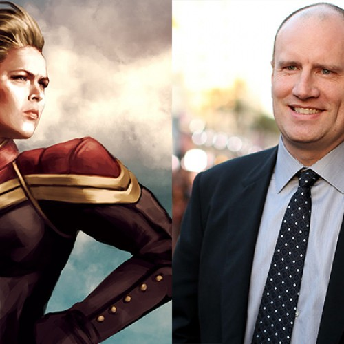 Kevin Feige loves the idea of Ronda Rousey as Captain Marvel