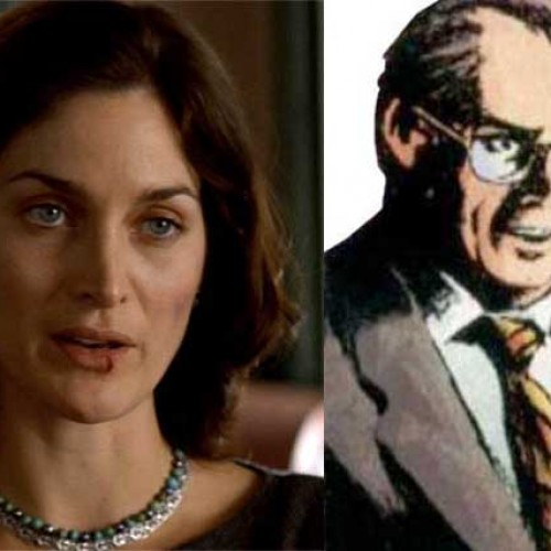NYCC 2015: Carrie-Anne Moss to play Jeryn Hogarth in Marvel's Jessica Jones