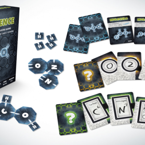 Kickstarter: Covalence – a game where you can bond
