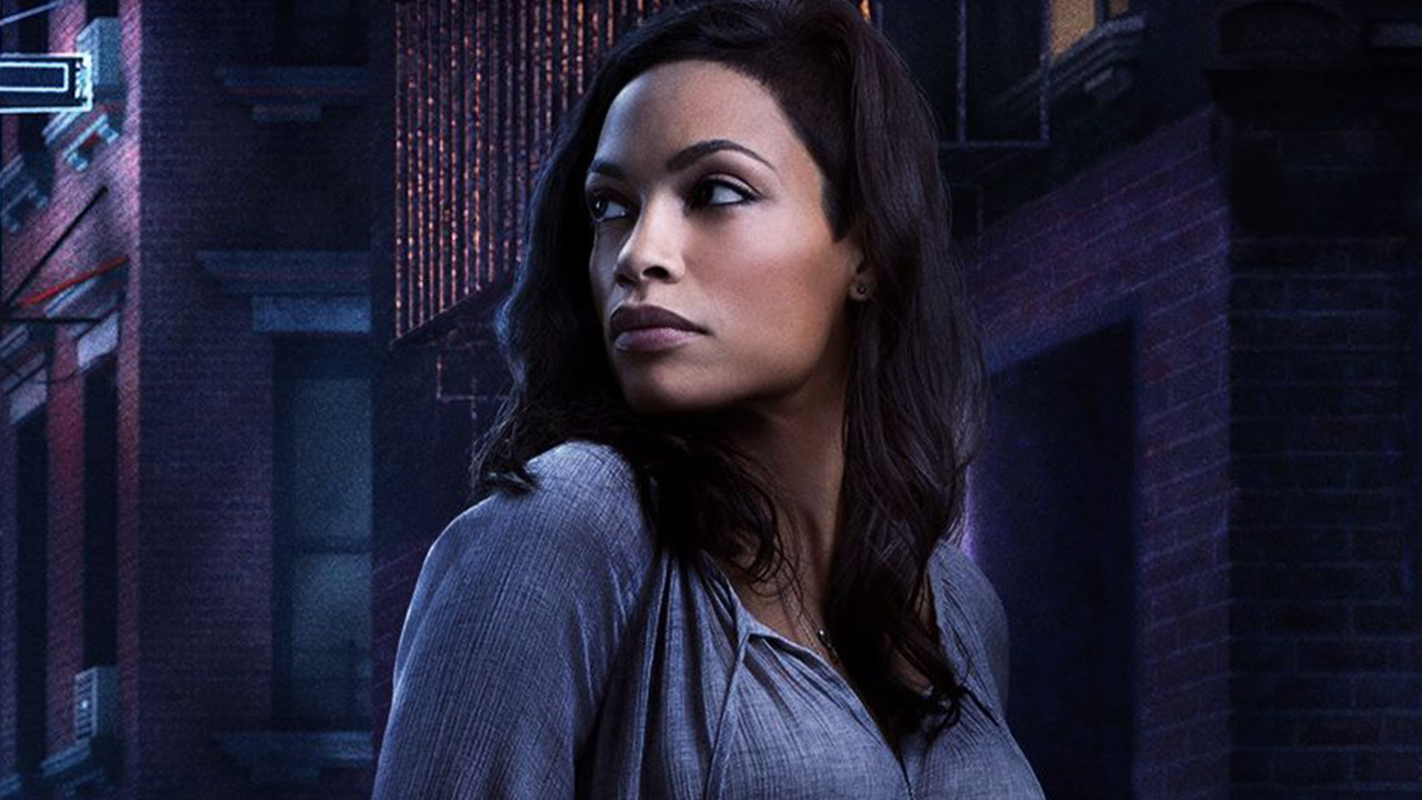 Rosario Dawson To Play Batgirl In Lego Batman Nerd