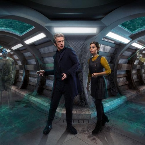 Doctor Who 'Under the Lake' review