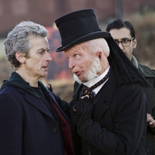 Doctor Who: 9×04 'Before the Flood' review