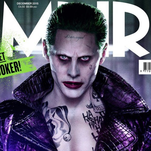 Suicide Squad's Joker and Enchantress grace the cover of Empire