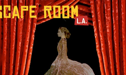 Escape Room L.A. challenges you to free a ghost in The Theatre
