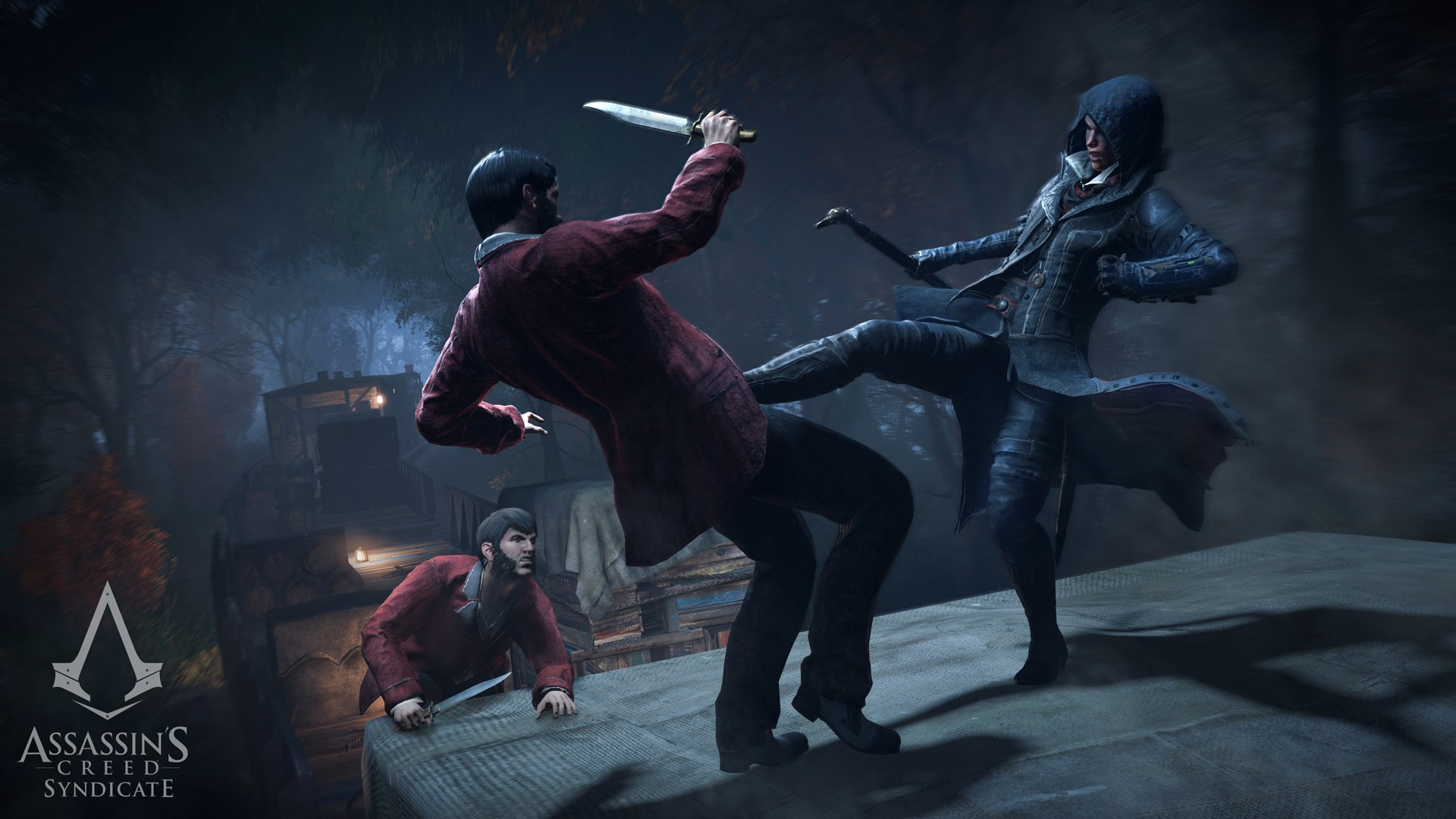 Assassins Creed Syndicate HD Wallpapers Backgrounds 1920x1080