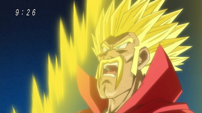 Hercule goes super saiyan in dragon ball super nerd reactor - Super sayen 10 ...