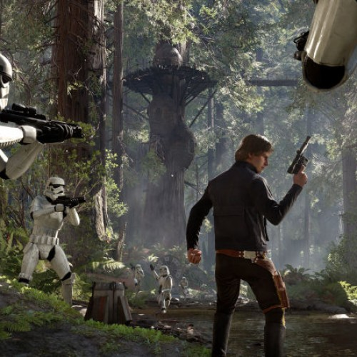 Han Solo, Leia and Emperor Palpatine will be in Star Wars Battlefront
